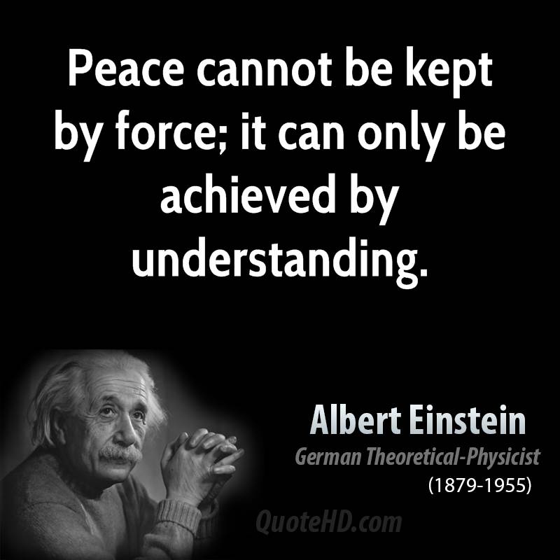 Quotes About Peace Famous 26 Quotes