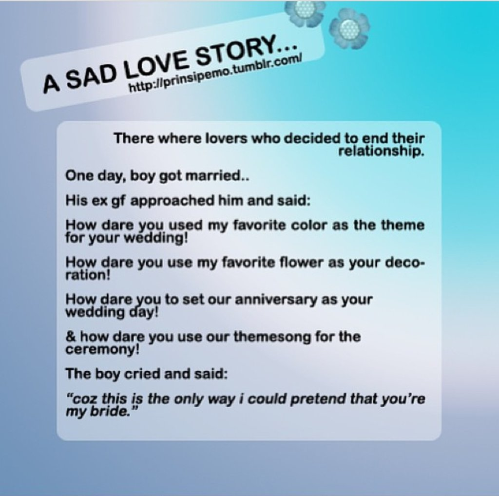 an essay about the story of true love