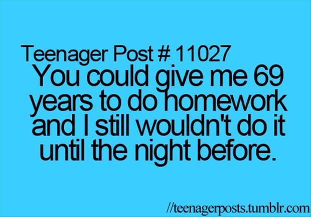 Quotes Homework