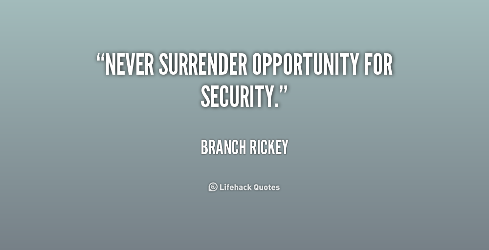 Quotes About Security 60 Quotes Impressive Security Quotes