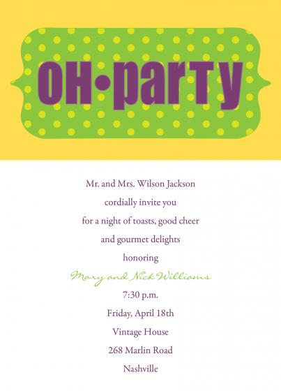 quotes about party invitations 43 quotes