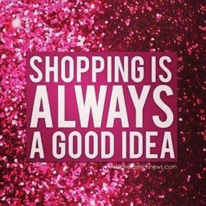 Quotes about Shopping and friends (54 quotes)