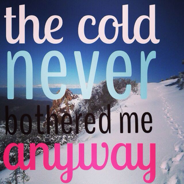 Quotes About Cold Weather 40 Quotes Fascinating Cold Weather Quotes