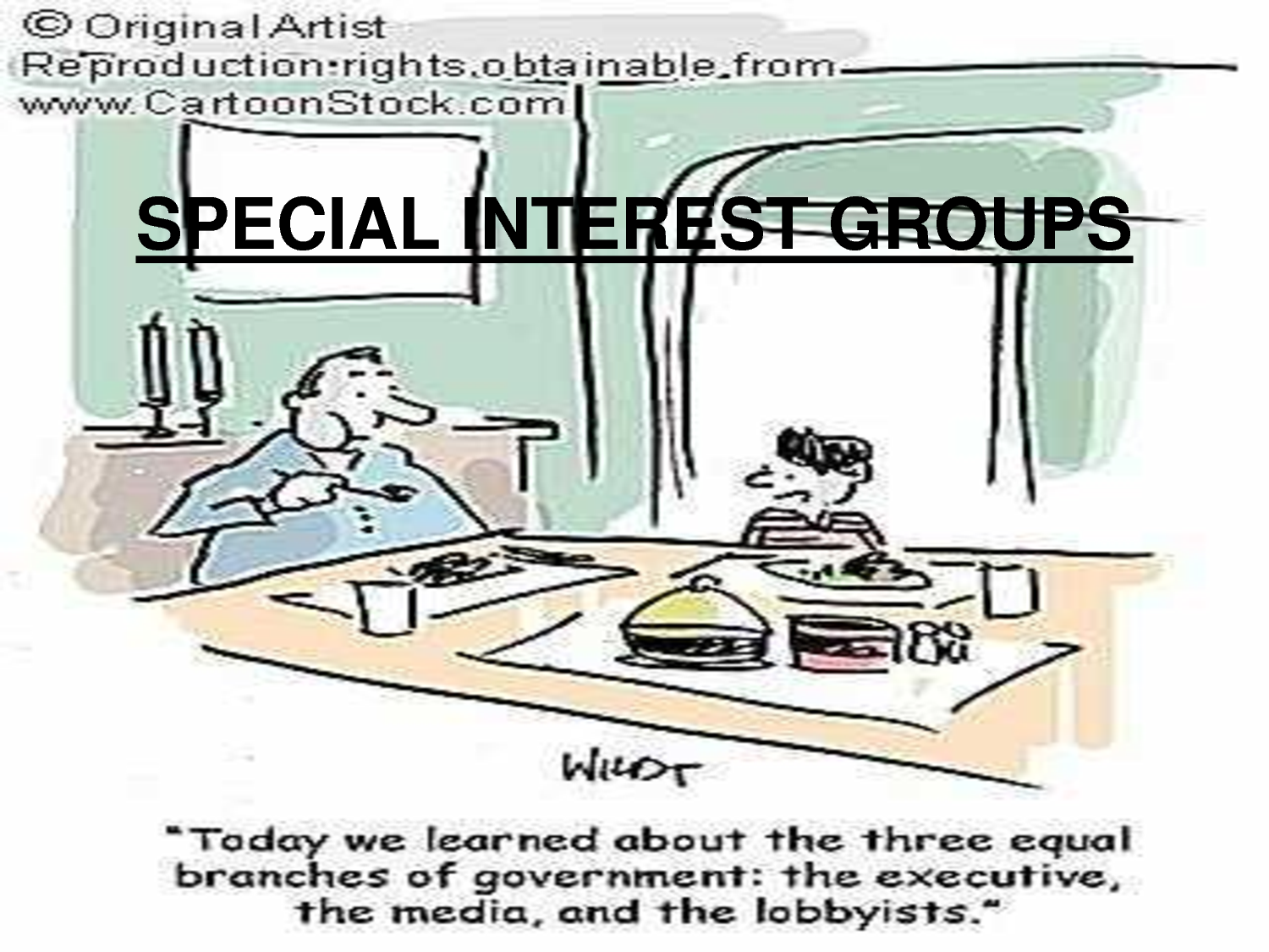 special interests A special interest film is defined mostly by the narrowness of it audience as opposed to a mainstream film, which will, its producers hope, appeal to a large portion of the potential viewing audience, a special interest film is expected to appeal to a much more focused segment of the audience-most likely those viewers who already have an interest in the film's subject matter.