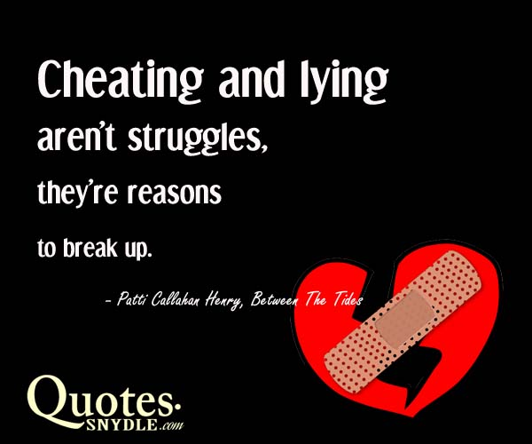 cheating boyfriends Let's start out with a few things you should not do six things not to do when you've been cheated on 1 don't waste time trying to get even one of the ways girls get back at their cheating ex is to spread rumors that are not true.