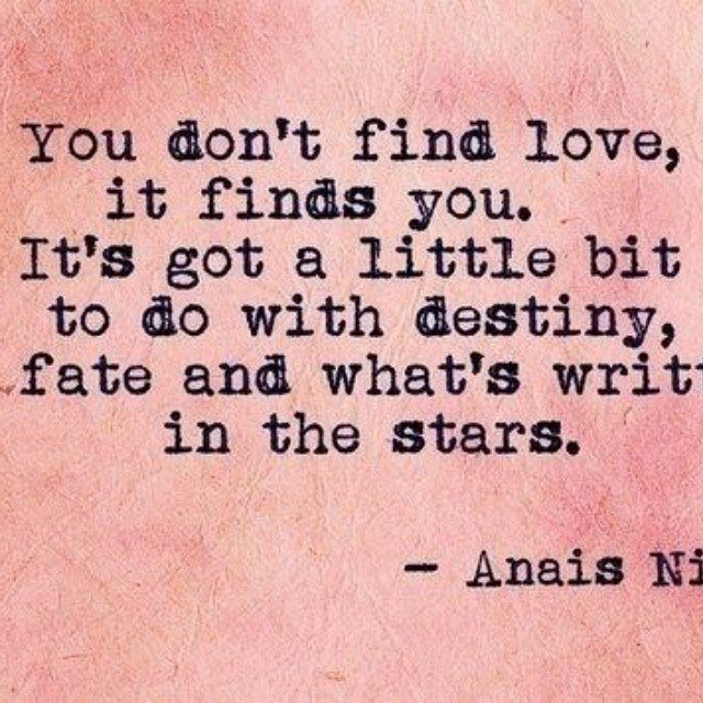 Quotes About Soulmates And Fate  Soulmate Quotes For Her