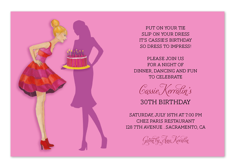 Quotes About Birthday Invitations