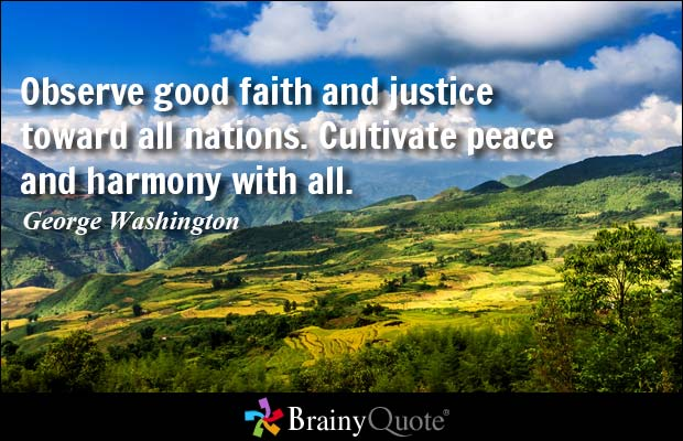Quotes About Faith And Justice 48 Quotes