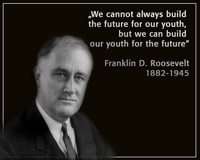 Franklin D Roosevelt Quotes   Quotes About Franklin Delano Roosevelt 42 Quotes
