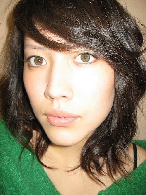 who has hazel eyes