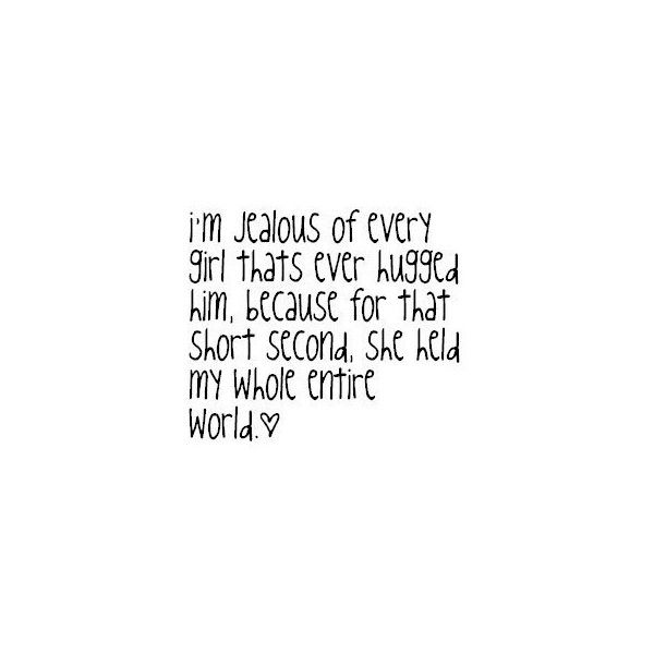 Quotes About Jealous Type 26 Quotes