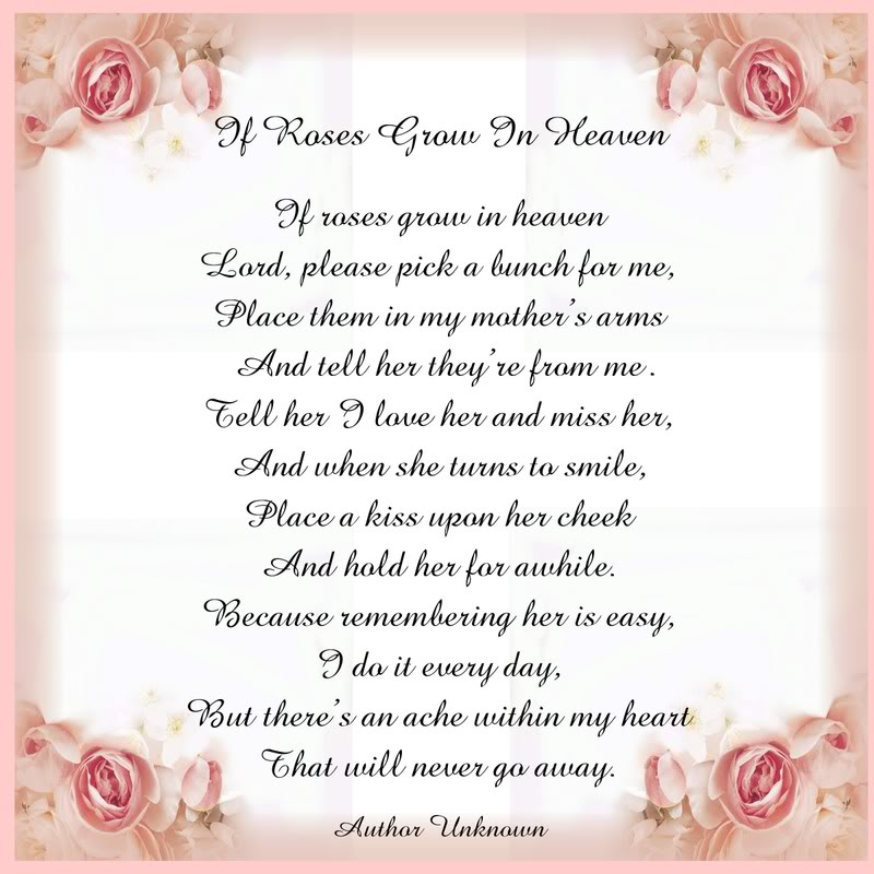 Quotes About Death Of Mom 60 Quotes