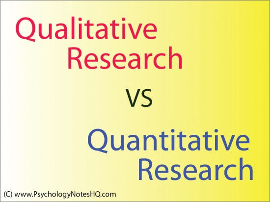 qualitative research thesis statement