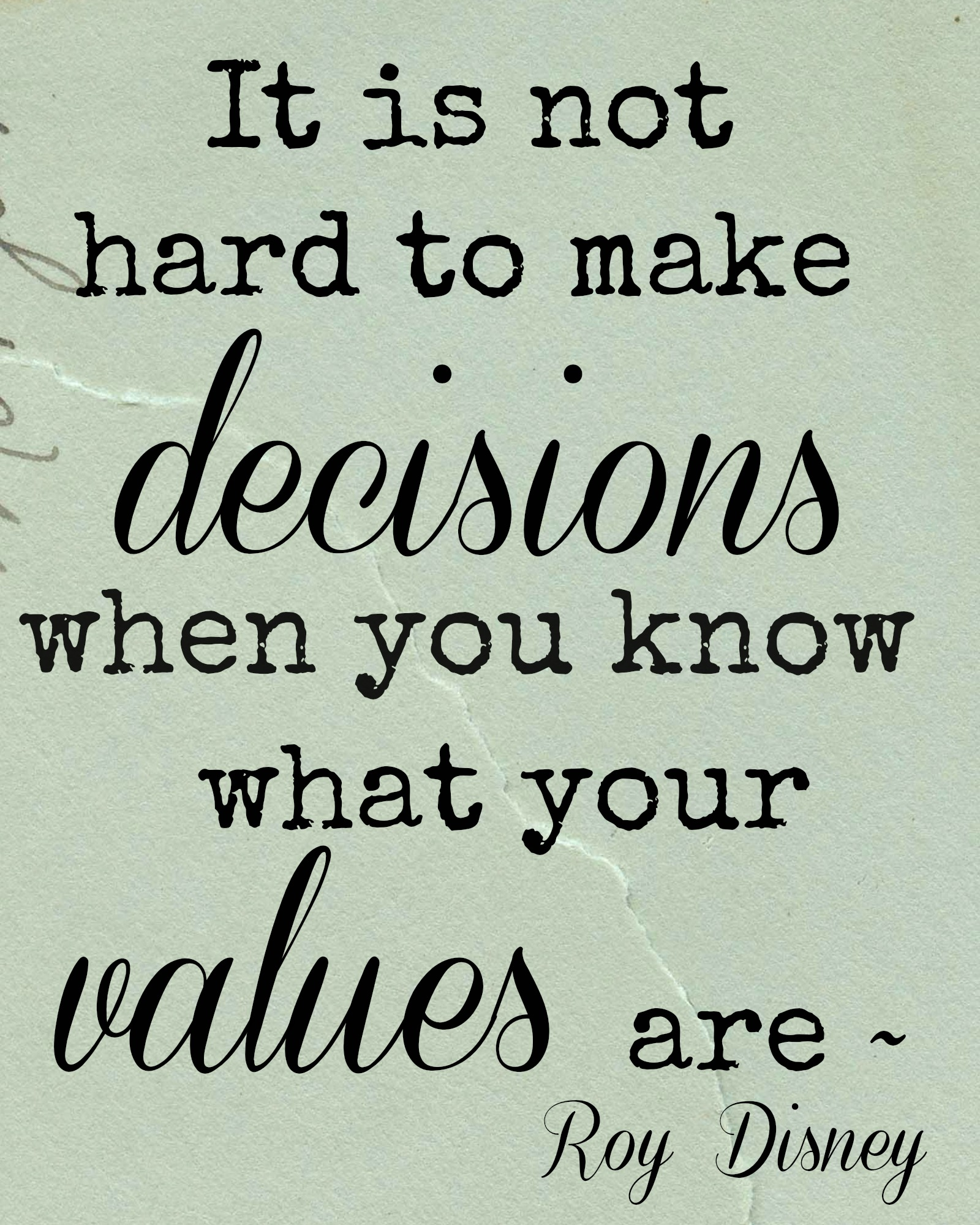 Quotes About Easy Decisions 45 Quotes