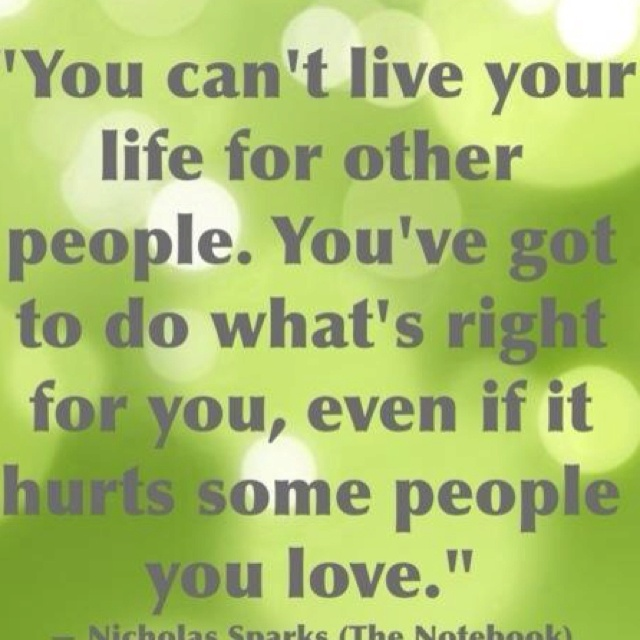 Quotes About Live Your Own Life 60 Quotes Impressive Quotes To Live Your Life By