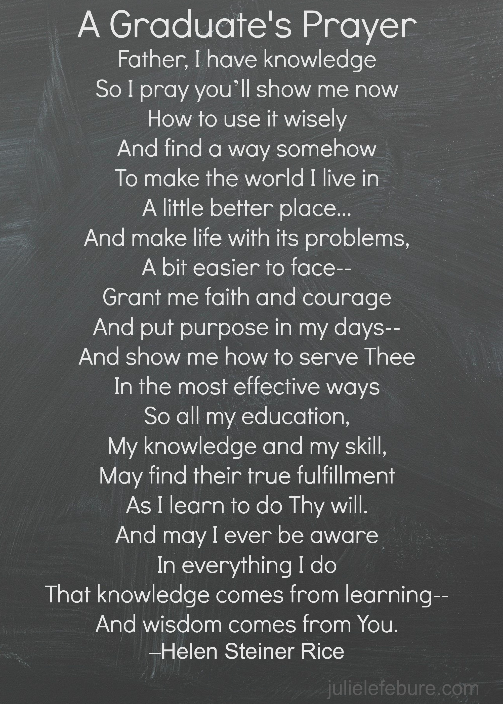 wordsonimagescom helpful non helpful a graduates prayer father i have knowledge so i pray youll show me