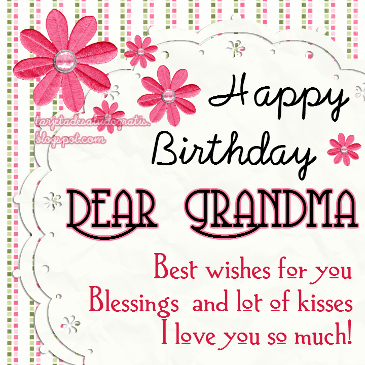 Hdimagelib Quotes For Grandmas Birthday