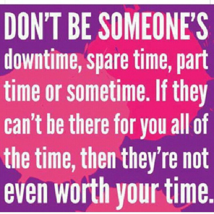 Quotes About Part Time Love 47 Quotes