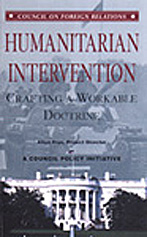 thesis on humanitarian intervention