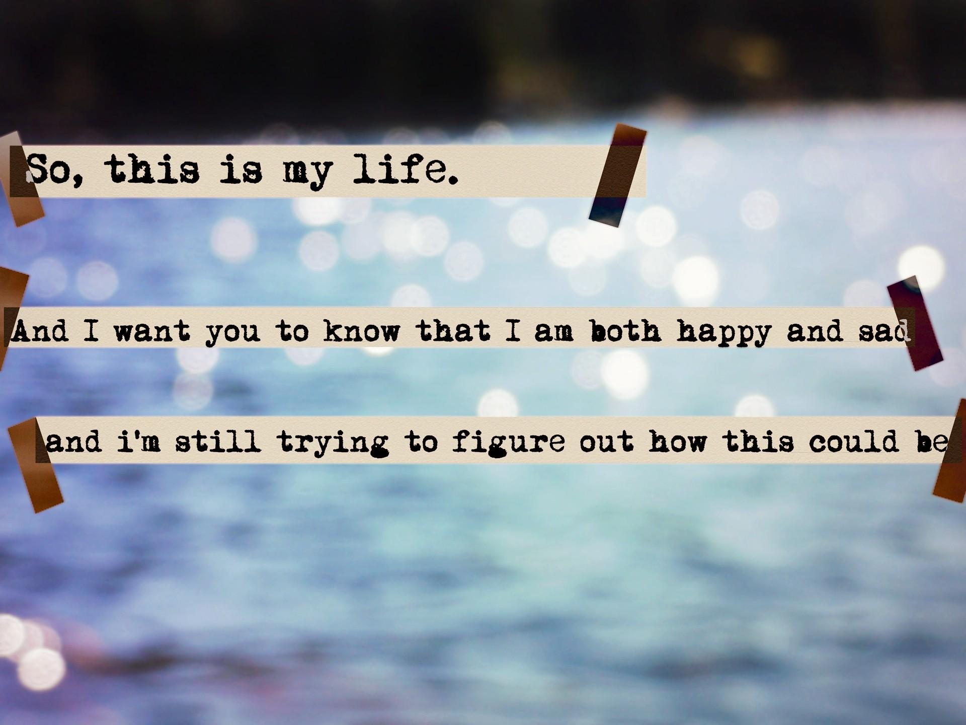 Quotes About Happy And Sad 159 Quotes