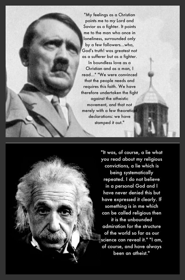 was einstein a christian essay