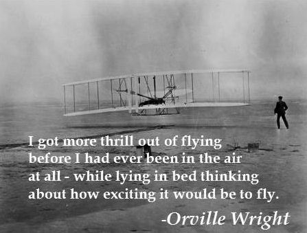 Quotes About The Wright Brothers 60 Quotes Extraordinary The Wright Brothers Quotes