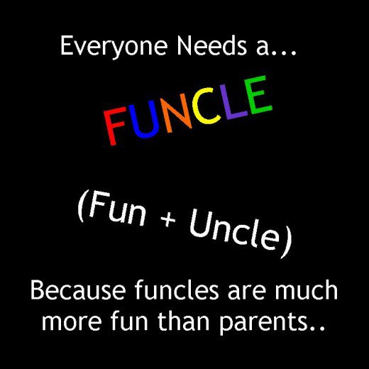 quotes about uncle and nephew