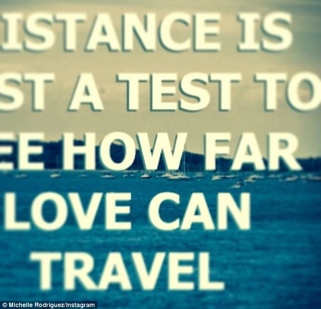 Quotes about being far away from someone you love