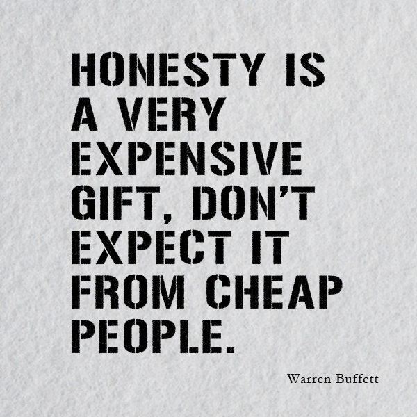 Quotes About Honesty | Quotes About Honest Images 26 Quotes