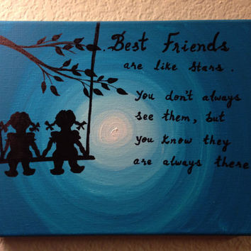 Quotes about Painting and friends (22 quotes)
