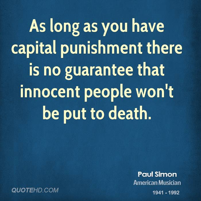 for and against essay about capital punishment