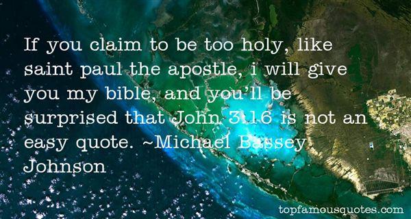 paul the apostle essay