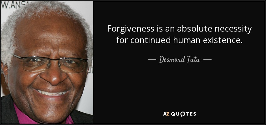 forgiveness and greatest blessings