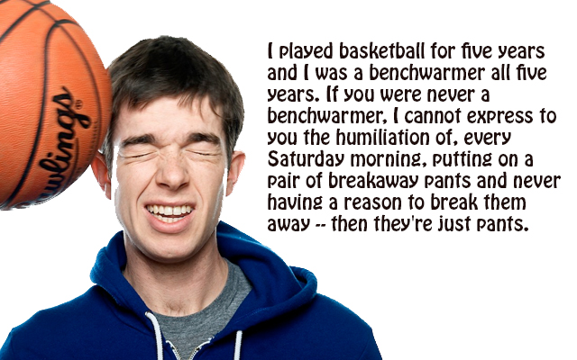 Comedian john mulaney quotes