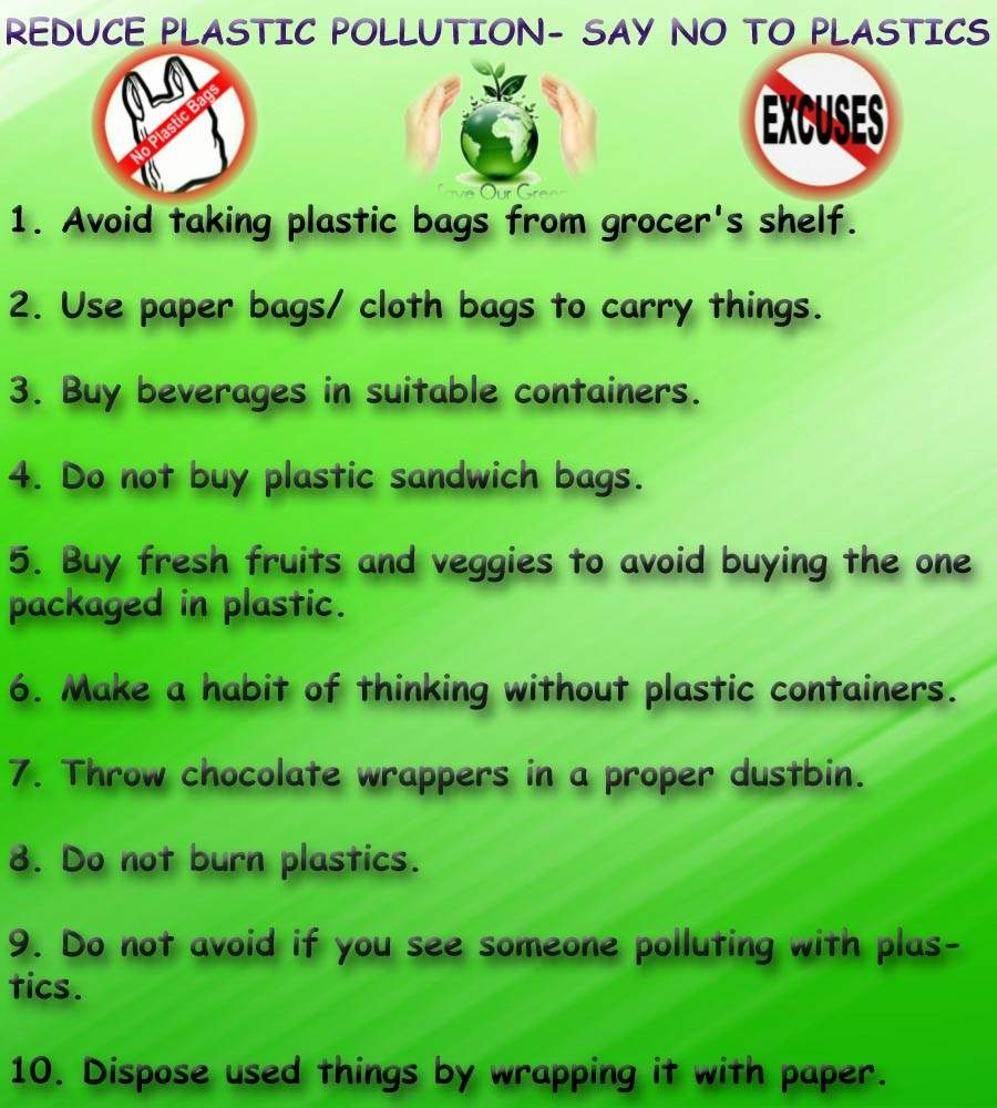 quotes about reducing pollution quotes  reduce plastic pollution say no to lastics l avoid taking plastic bags from grocer s