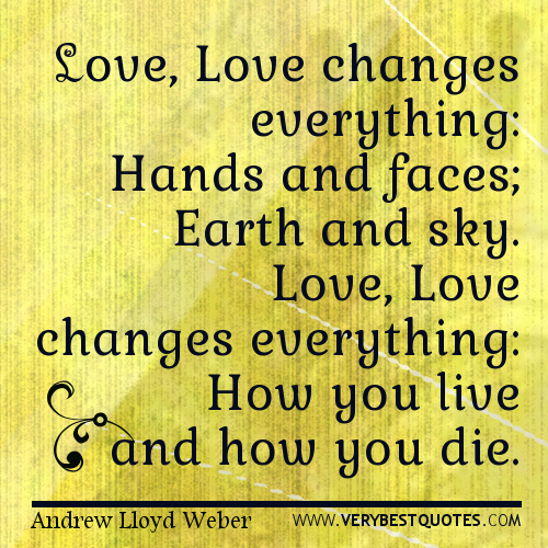 Quotes About Change Love And Life 60 Quotes Gorgeous Life Changing Quotes About Love
