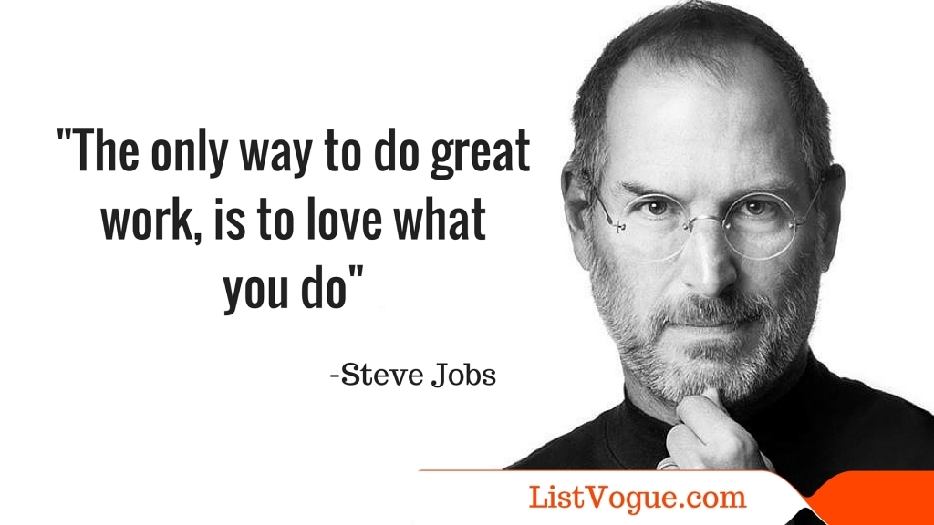 People Think That Computer Science Is The Art Of Geniuses: Quotes About Work Steve Jobs (36 Quotes