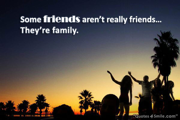 Quotes about Not real family (35 quotes)