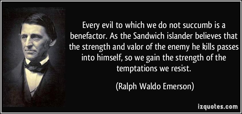 ralph waldo emerson quotes essays
