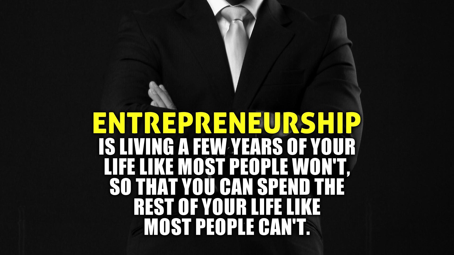 Quotes About Entrepreneur 428 Quotes