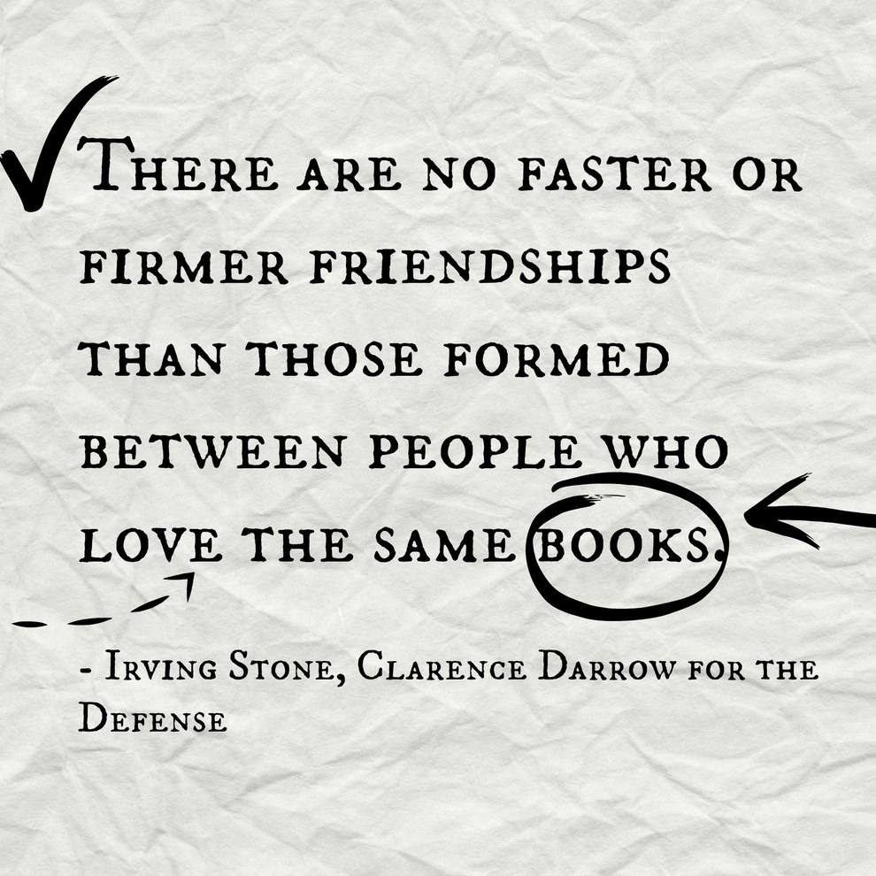 Quotes about Friendship from books (20 quotes)