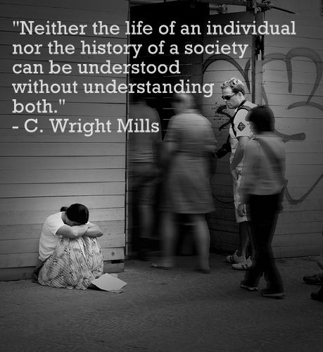 the sociological imagination by c. wright mills essay