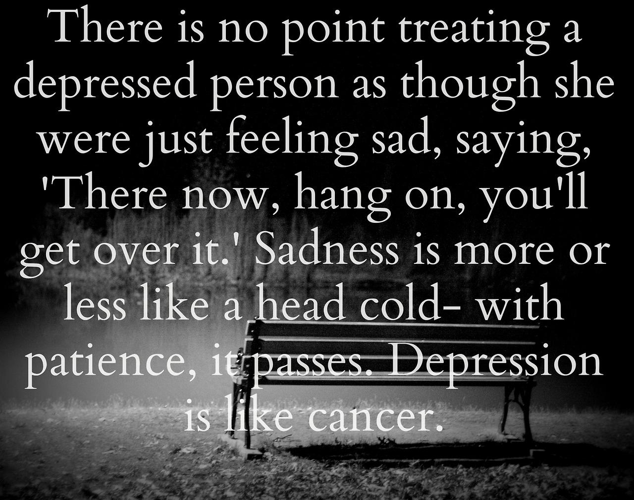 Overcoming Depression Quotes 100  Quotes On Depression   12 Best Depression Awarenesses