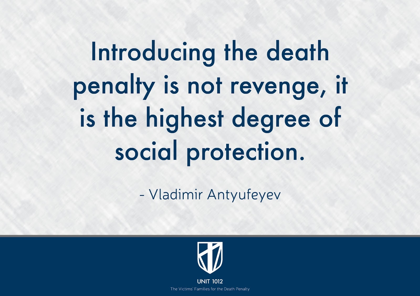 in support of the death penalty Americans value the death penalty - even if it causes the condemned needless pain and suffering - over the 8th amendment's mandate against cruel and unusual.