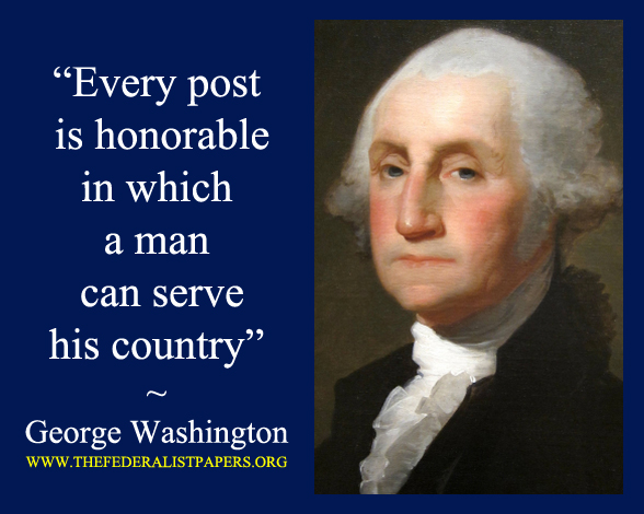 Quotes About Washington George 60 Quotes Cool Quotes About George Washington
