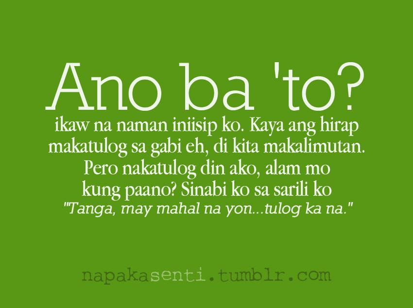 Life Quotes Tagalog