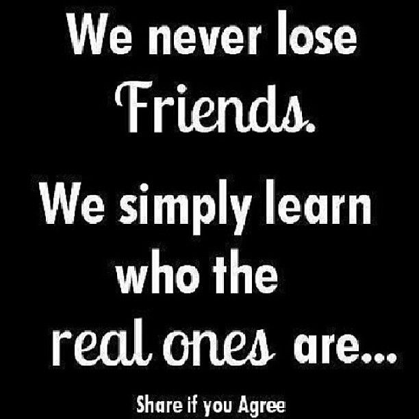 Quotes about Knowing real friends (16 quotes)