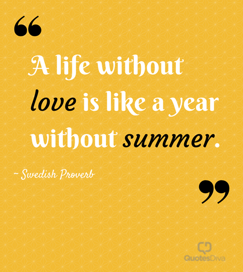 Quotes About Life Without Love: Quotes About Life Without Love (147 Quotes