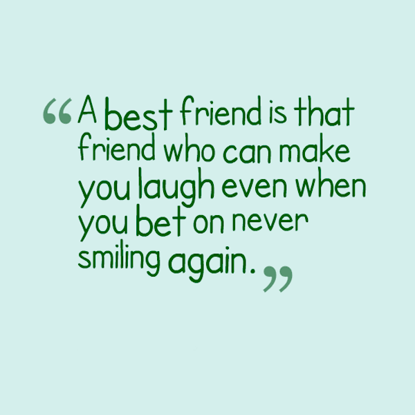 Quotes About Best Friend English 23 Quotes