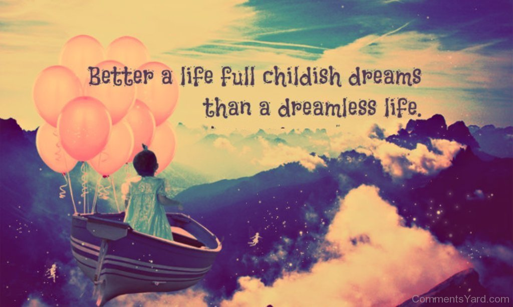 Quotes About Life Dream 415 Quotes